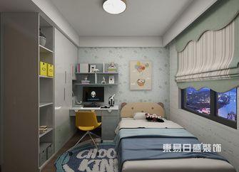 120平米三室两厅中式风格儿童房图片