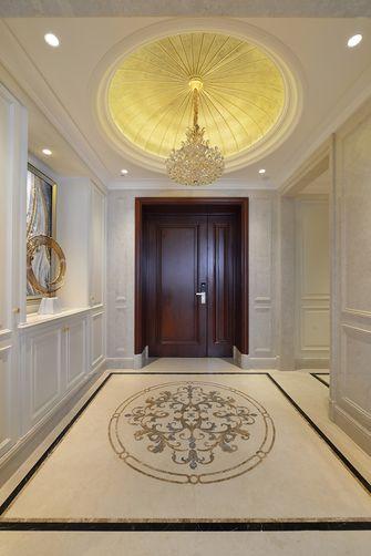 140平米三室两厅地中海风格玄关欣赏图