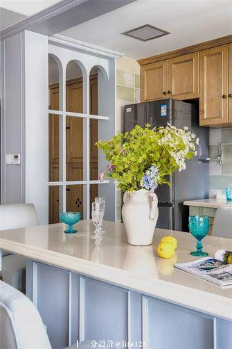 140平米复式法式风格厨房欣赏图