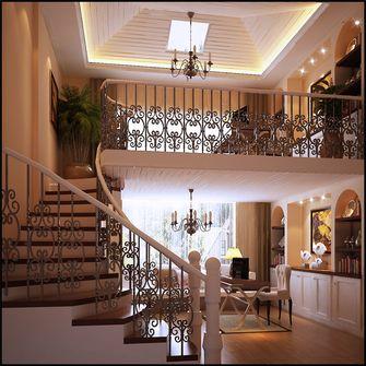 豪华型140平米别墅东南亚风格阁楼欣赏图