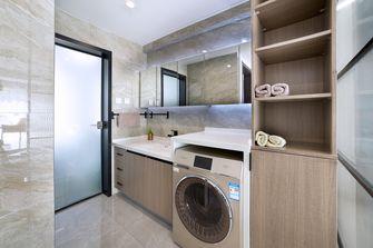 130平米三室三厅现代简约风格卫生间装修案例