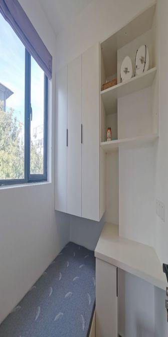 60平米混搭风格儿童房装修案例