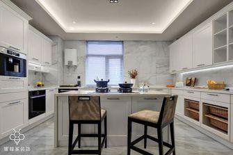 140平米四室两厅中式风格厨房设计图