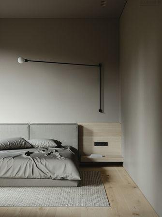 100平米现代简约风格卧室图
