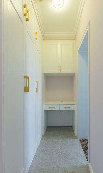 120平米三室三厅混搭风格衣帽间图片大全