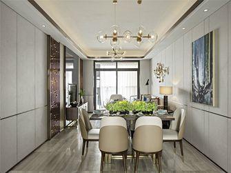 100平米三室两厅法式风格客厅装修效果图
