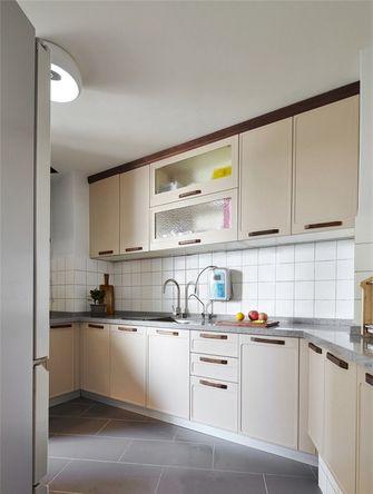 90平米三室一厅宜家风格厨房图片大全