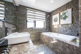 140平米四室三厅现代简约风格卫生间效果图