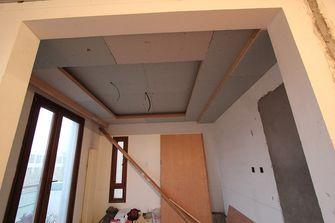 140平米复式欧式风格书房设计图