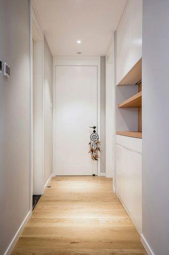 富裕型90平米现代简约风格走廊图片大全