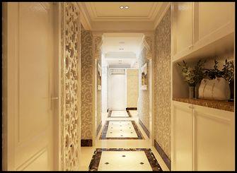 110平米三室一厅欧式风格玄关图片