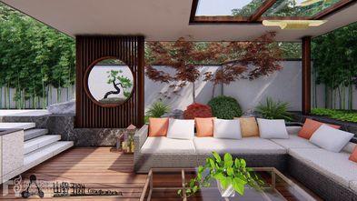 140平米别墅中式风格阳光房装修效果图