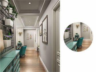 90平米三室两厅美式风格走廊装修图片大全
