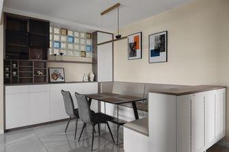 100平米三室两厅北欧风格餐厅装修案例