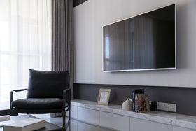 30平米以下超小戶型現代簡約風格客廳裝修圖片大全