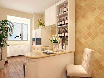 15-20万50平米一室两厅田园风格餐厅设计图