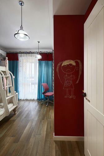 90平米混搭风格儿童房装修图片大全