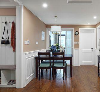 110平米三室两厅美式风格餐厅图片大全