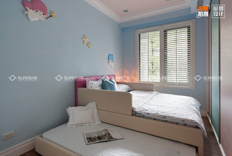 120平米四室两厅混搭风格儿童房图片