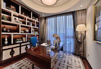 130平米四室两厅混搭风格书房装修案例