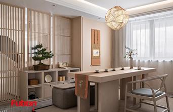 经济型140平米四室三厅日式风格其他区域欣赏图
