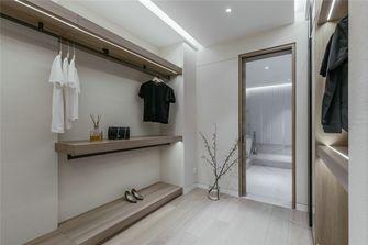 140平米四室一厅日式风格衣帽间设计图