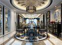 140平米别墅新古典风格餐厅吊顶图片大全