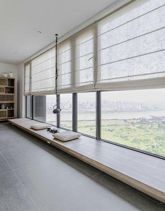 130平米四室两厅日式风格阳台效果图