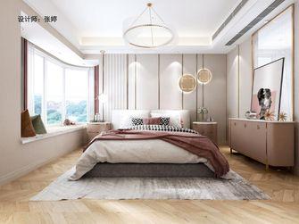 120平米三混搭风格卧室欣赏图