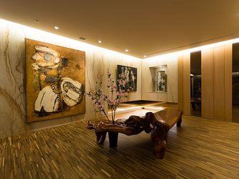 130平米三室一厅中式风格阁楼装修效果图