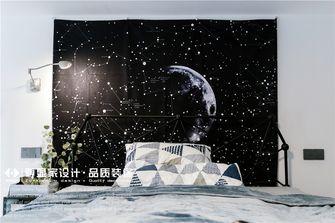 50平米复式地中海风格卧室图
