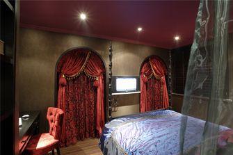 经济型50平米公寓东南亚风格卧室装修案例