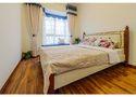 140平米四室一厅田园风格卧室欣赏图