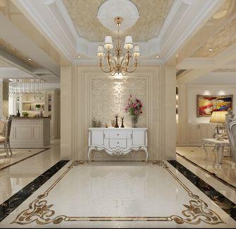 豪华型140平米四室两厅欧式风格玄关设计图