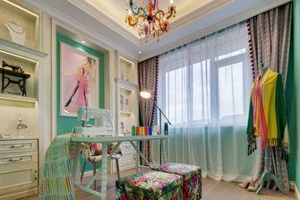 140平米别墅地中海风格书房图片