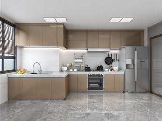 120平米三室五厅现代简约风格厨房效果图