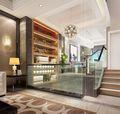 15-20万140平米别墅现代简约风格楼梯欣赏图