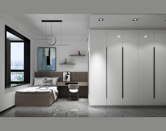 3万以下140平米三室两厅现代简约风格书房图片大全