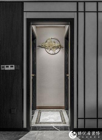 110平米三室一厅中式风格走廊装修图片大全