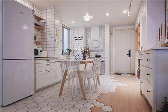 80平米宜家风格厨房效果图