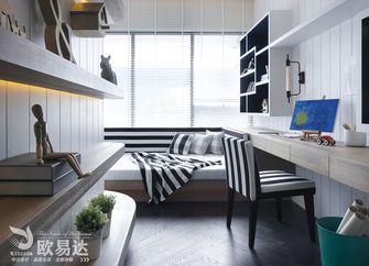 140平米三室两厅北欧风格影音室设计图