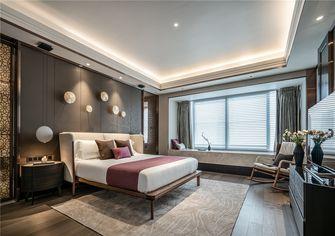 110平米三室两厅中式风格卧室图片大全