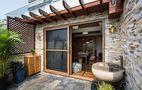140平米复式东南亚风格阳台图