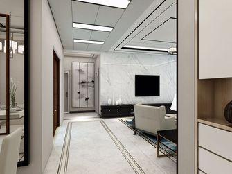 100平米三室两厅现代简约风格走廊图片