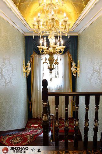 140平米一室两厅法式风格阁楼效果图
