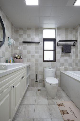 140平米四室两厅美式风格卫生间设计图