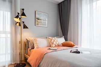 60平米一室一厅北欧风格卧室效果图