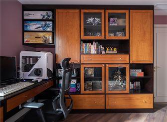 20万以上140平米三室两厅美式风格书房欣赏图