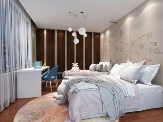 120平米四室两厅中式风格儿童房装修案例