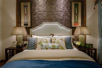 140平米别墅东南亚风格卧室装修图片大全